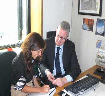 Lembit Opik discusses Elements Europe with Sara Pickstock
