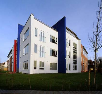Modular Student Accommodation Birmingham