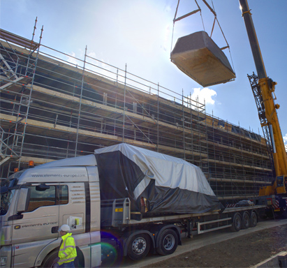 Modular construction: the installation process