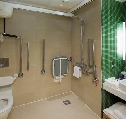 Access Bathrooms