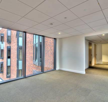 Corridor, University of Chester