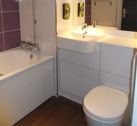 Id4 prototype gets the thumbs up elements europe for Bathroom design yeovil