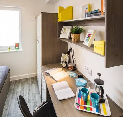 Luton Student Accommodation Study