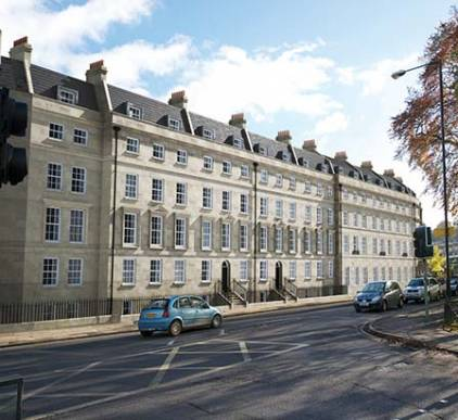 Bath Modular Student Accommodation