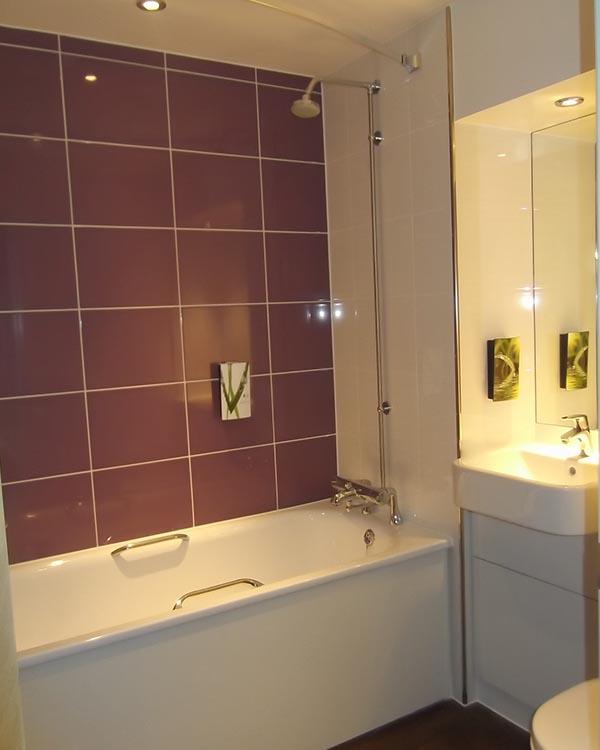Premier inn yeovil modular hotel rooms elements europe for Bathroom design yeovil