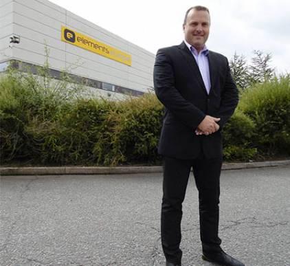 Managing Director Elements Europe