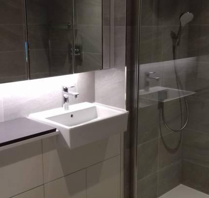 Modular Bathroom Pod