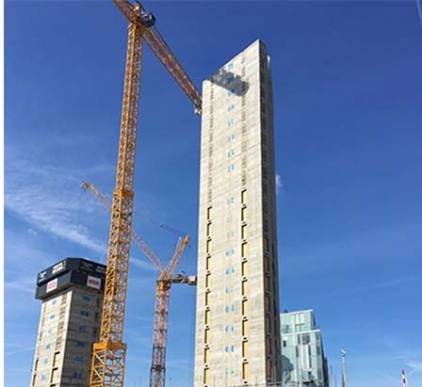 Tallest Tower Crane