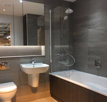Bathroom Pod for Residential Scheme - Middlewood Locks, Manchester