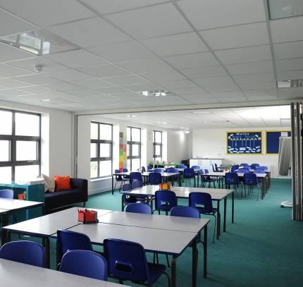Modular School Classroom - Modular Construction