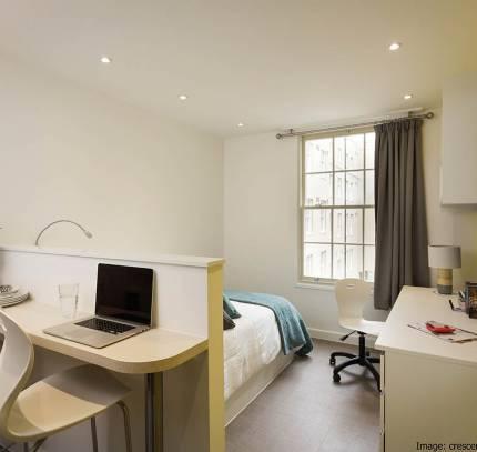 Student modular studio - Bath Modular student accommodation