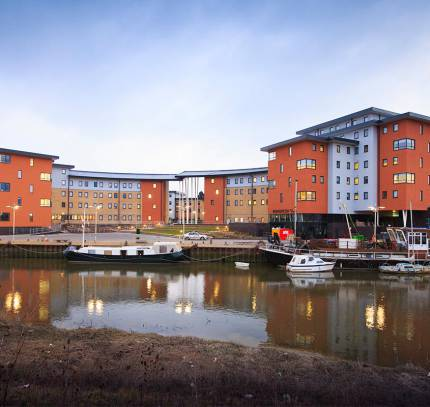 King Edwards Quay - Colchester modular student accommodation