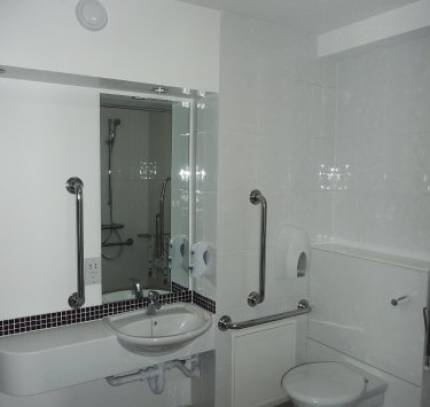 Bathroom Pods - DDA Compliant