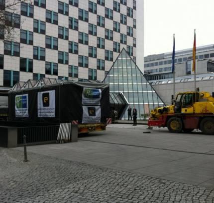 IHIF Berlin 2012 Hotel Module