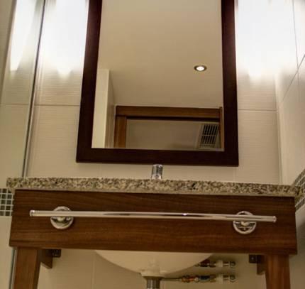 Hotel Bathroom Pods - Hilton by Hampton