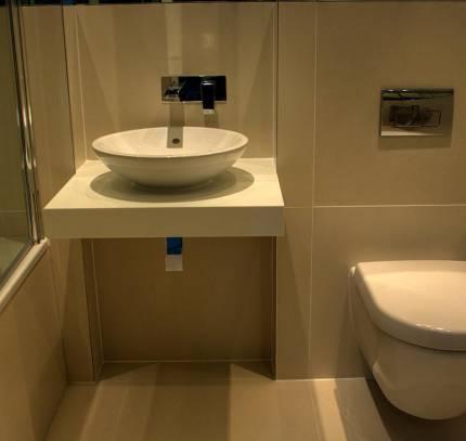 Bathroom Pods - Mount Anvil, London