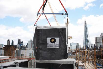 Offsite Construction Installation