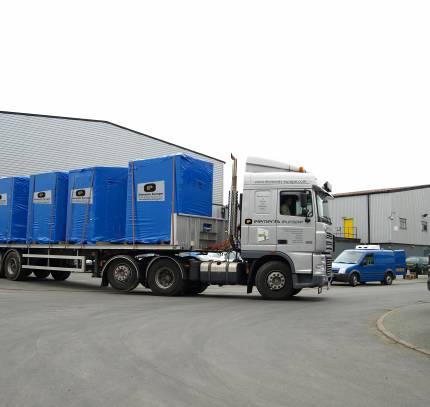 Elements Europe UK Modular Pod Manufacturer