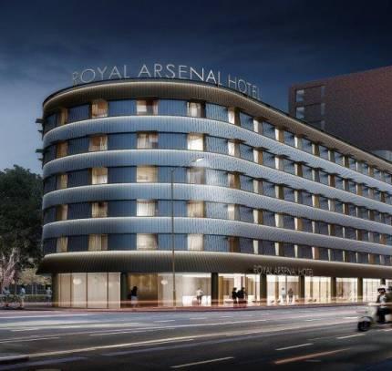 Royal Arsenal Hotel
