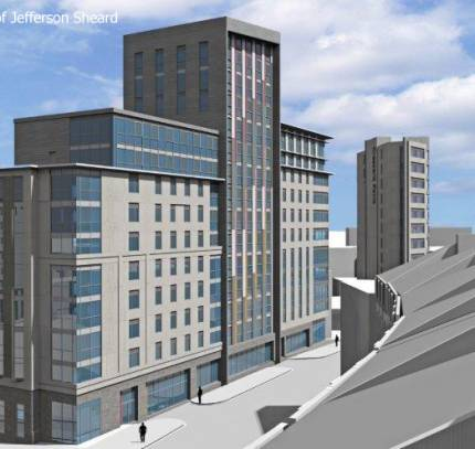Modular Student Accommodation Scheme