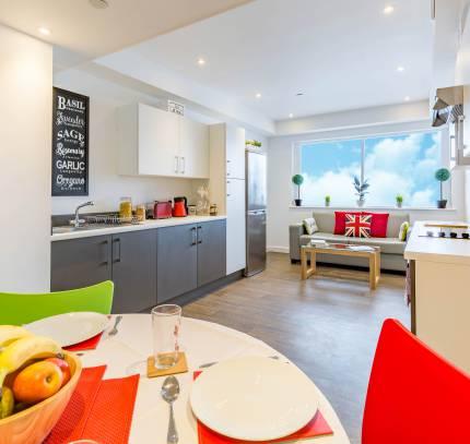 Room Module - Student Kitchen