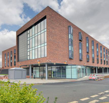 Student Accommodation, University of Chester