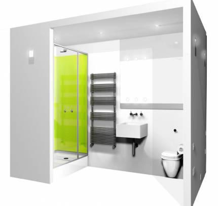 Modular bathroom co-pod