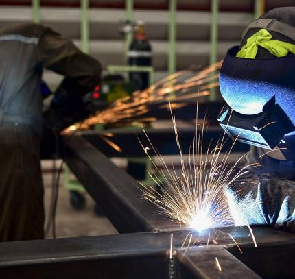 Steel Fabrication for modules
