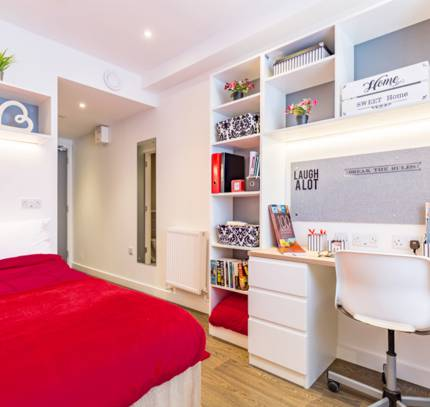 room pod - modular student accommodation