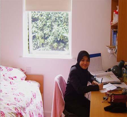 Modular Student Room