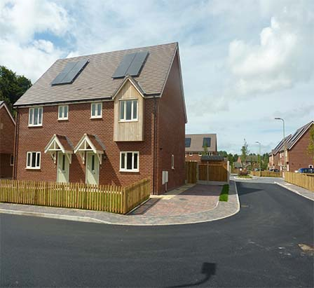 Modular Construction for Affordable Housing Scheme