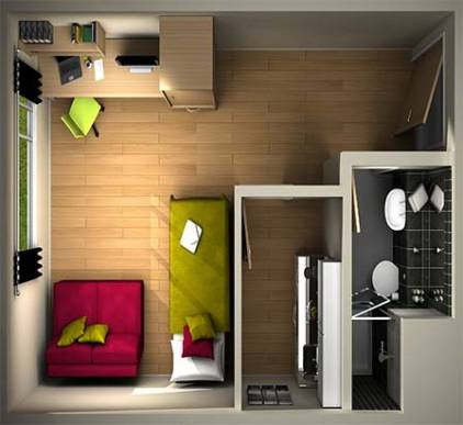 Student Room Pod Harbourne