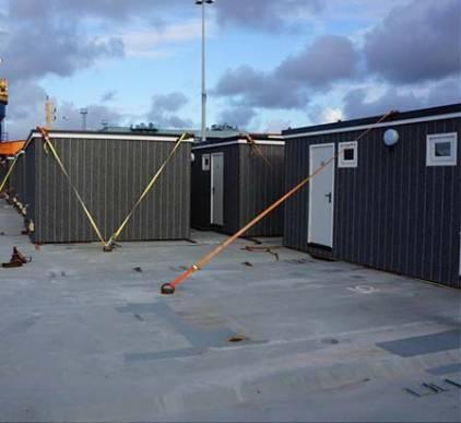 Defence Modular Housing