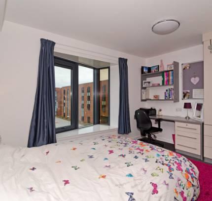 Student Accommodation Room Pod