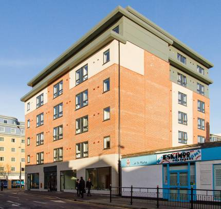 Lincoln Student Accommodation Scheme