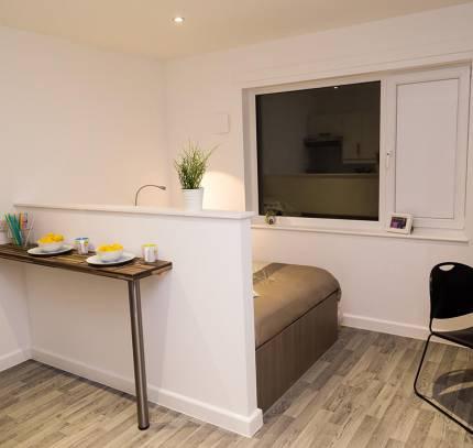 Edinburgh Studio Room Pod