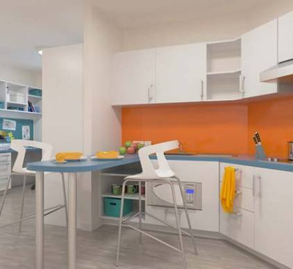 Colchester Phase 2 modular Student Housing