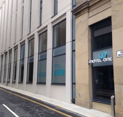 motel one manchester
