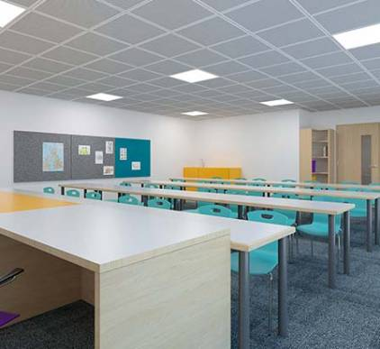 Modular Class Room