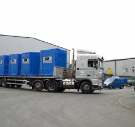 Elements Europe UK Modular Pod Manufacturer
