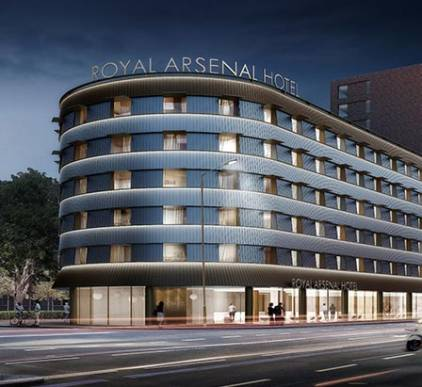 Royal Arsenal Hotel