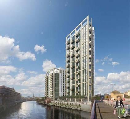 greenwich Modular Residential Scheme