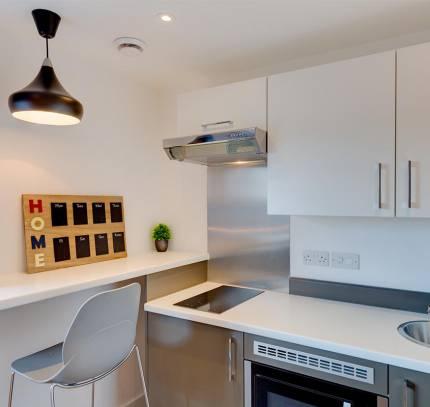 kitchen room module