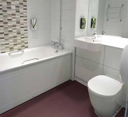 Premier Inn Bathroom Pod South Bromley