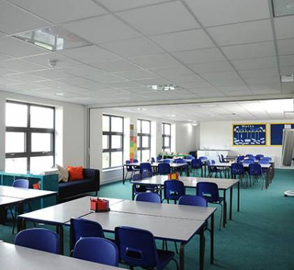 room module classrooms