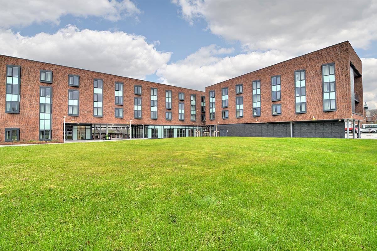 University Of Chester Modular Bathroom Pods Elements