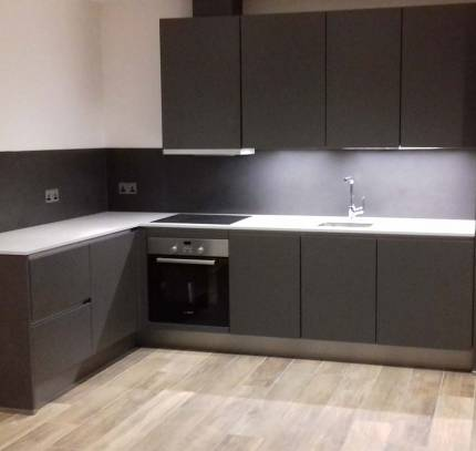 Kitchen in Room Module Apartment
