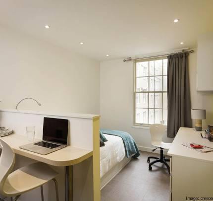 Student modular studio - Bath Modular student accommodation