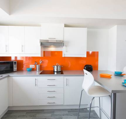 Colchester Student Accommodation - Kitchen room module