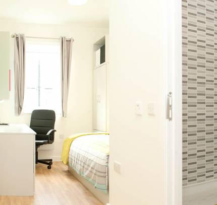 Studio Room Module - Colchester Student Modular Accommodation